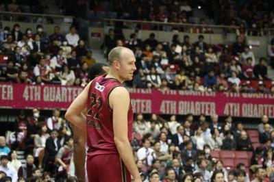 ニック・ファジーカス選手