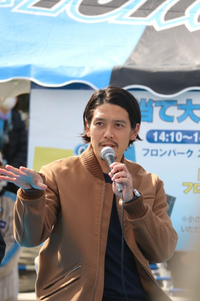 井川祐輔さん