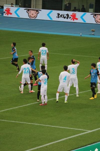 0-0に終わった開幕戦