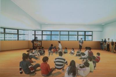 小杉こども文化センターの工事のお知らせ