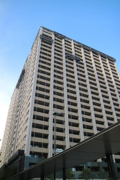 エレベーターが設置されたレジデンス・ザ・武蔵小杉