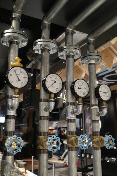 水道管をイメージ