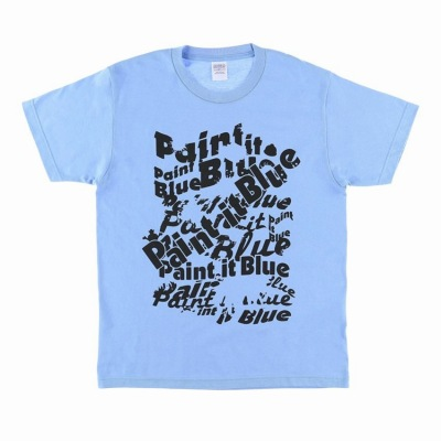 2020 Paint it Blue Tシャツ