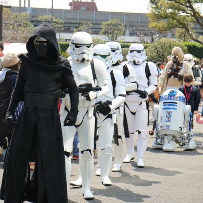 過去の「富士通フェスティバル春まつり川崎」