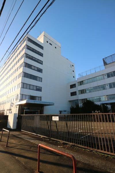 技術本部の建物