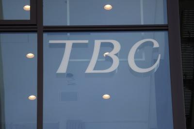 TBCの看板