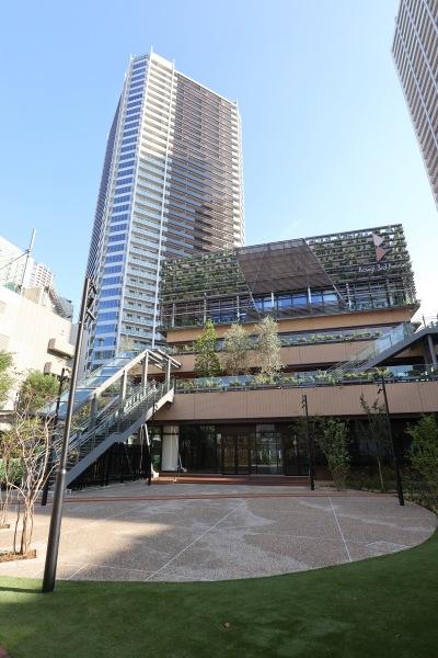 竣工した「Kosugi 3rd Avenue(コスギサードアヴエニュー)」