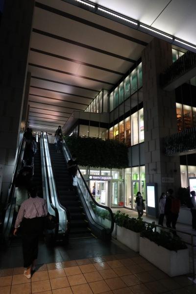営業再開した武蔵小杉東急スクエア