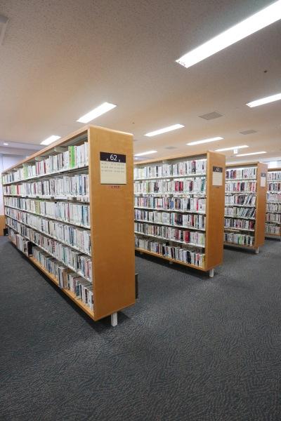 利用できるようになった本棚