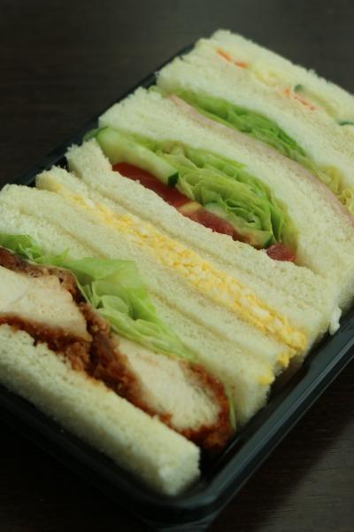 チキンカツ入り「川崎BOX」